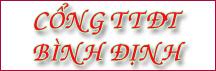 Cổng TTĐT Bình Định