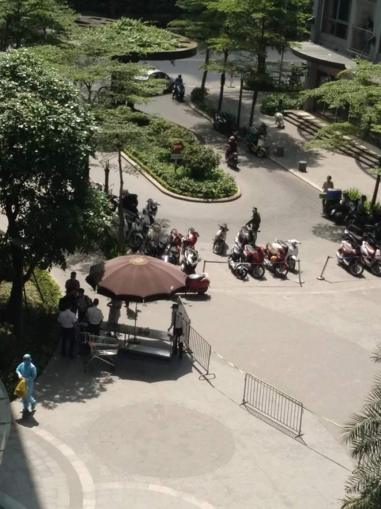 Thông tin về người Ấn Độ dương tính với SARS-CoV-2 tại quận Hoàng Mai, Hà Nội