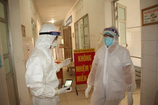 Sáng 24/2, thêm 2 ca mắc COVID-19 ở Hải Dương, 43 bệnh nhân khỏi bệnh