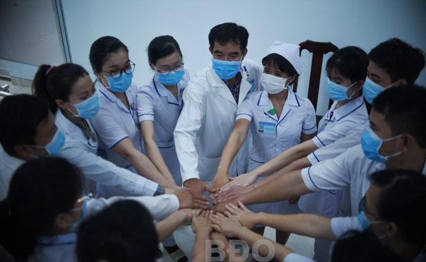 """Phòng, chống Covid-19: Bình Định """"chia lửa"""" với Đà Nẵng"""
