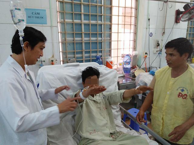 BVĐK tỉnh điều trị thành công nhiều bệnh nhân đột qụy não cấp
