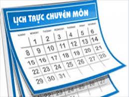 Lịch trực toàn bệnh viện từ ngày 12/4 đến ngày 18/4/2021
