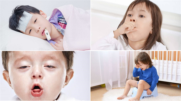 Cẩn trọng với bệnh viêm phế quản ở trẻ