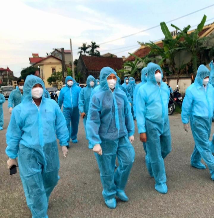 Chiều 29/4: Thêm 45 ca mắc COVID-19, trong đó 5 tại Hà Nam, Bộ trưởng Bộ Y tế làm việc khẩn với tỉnh