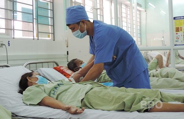 Bảo vệ tối đa bệnh nhân chạy thận nhân tạo