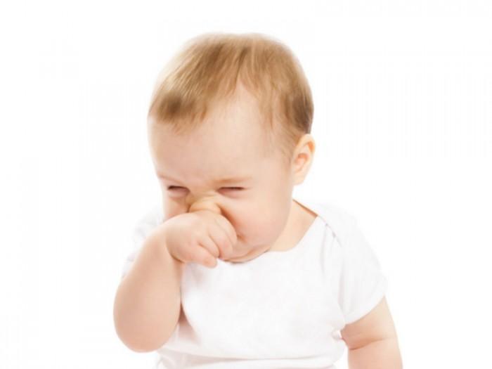 Bệnh viêm mũi, họng cấp ở trẻ sơ sinh