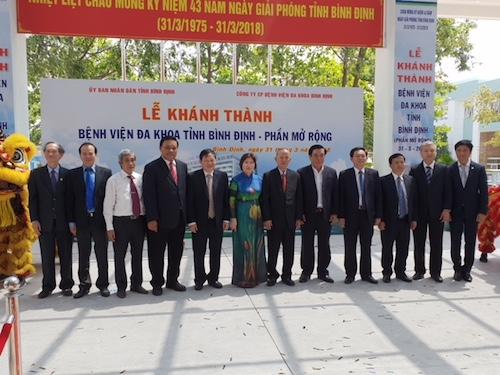 Bệnh viện Đa khoa tỉnh Bình Định: Điểm sáng về phát triển các kỹ thuật mới, chuyên sâu và xã hội hoá y tế