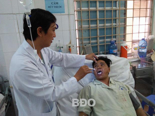 BVĐK tỉnh và BV Đại học Y dược Hoàng Anh Gia Lai phối hợp cấp cứu thành công bệnh nhân đột quỵ