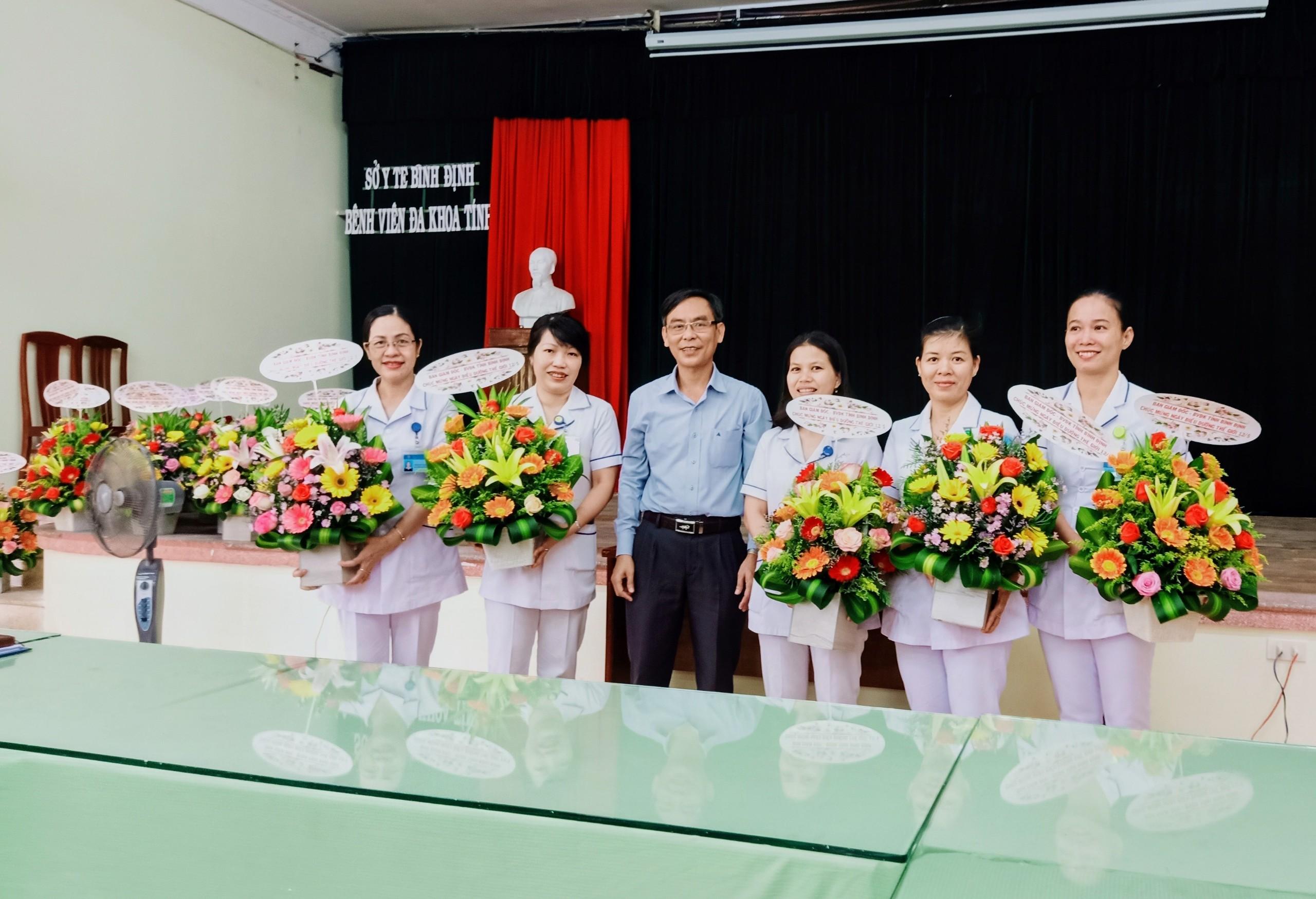 Ngày Điều dưỡng Thế giới của chúng tôi tại BVĐK tỉnh Bình Định