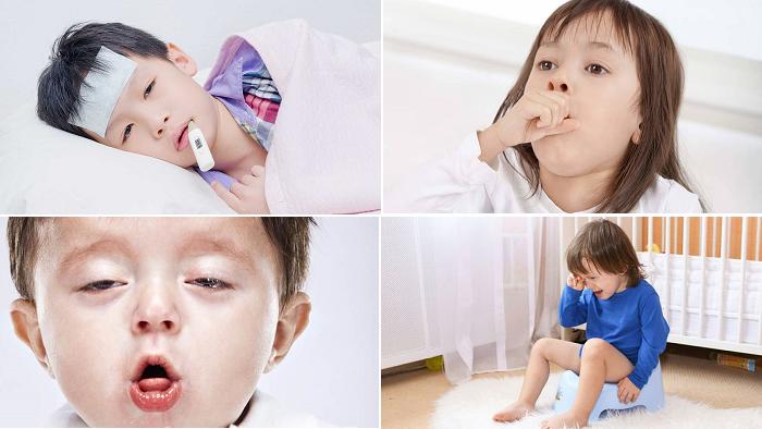 Phòng bệnh viêm phổi trẻ em
