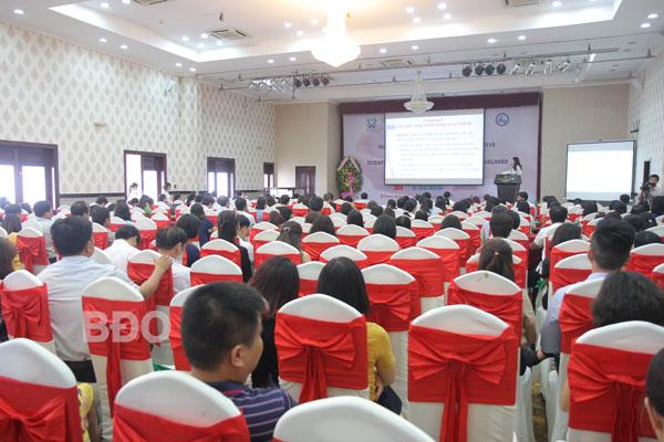 Hội nghị KSNK miền Trung - Tây nguyên mở rộng năm 2018: Hơn 300 đại biểu tham dự