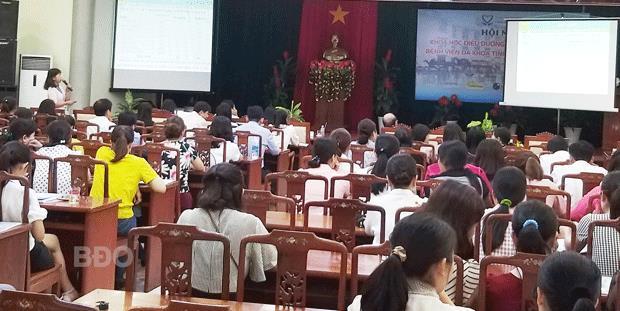 Tổ chức Hội nghị khoa học Điều dưỡng