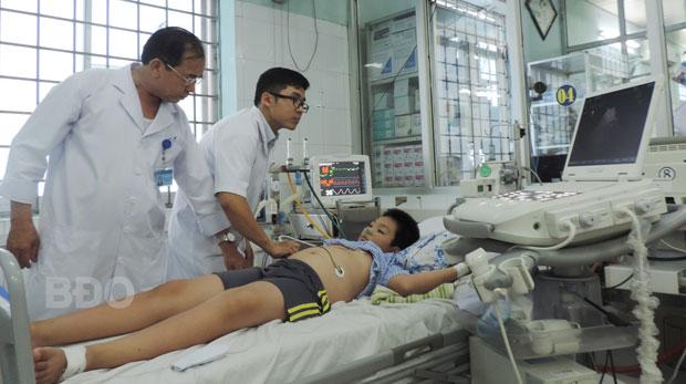 Áp dụng kỹ thuật mới cứu sống nhiều bệnh nhi