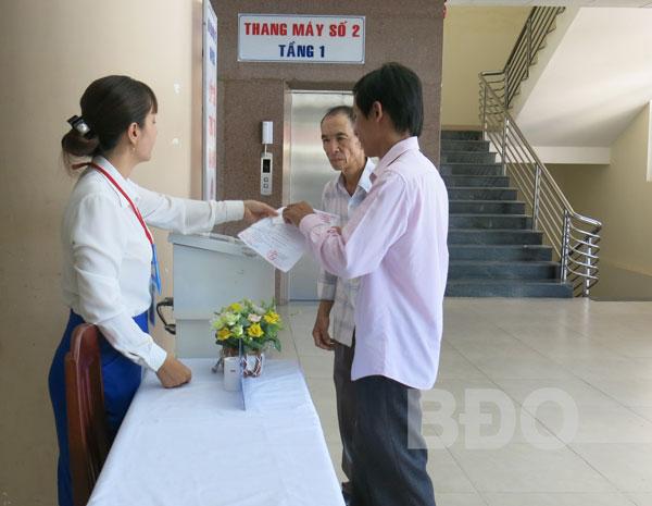 Ngành y tế nỗ lực nâng cao chất lượng phục vụ