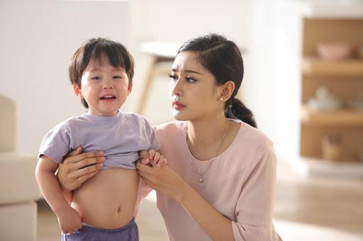 Phòng rối loạn tiêu hóa cho trẻ