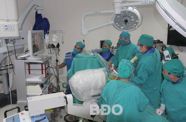 Phẫu thuật nội soi thoát vị đĩa đệm. Niềm vui từ một bước tiến dài