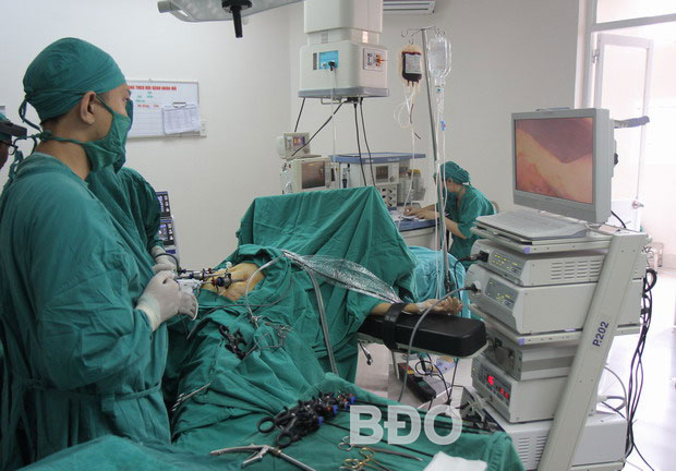 Nghiên cứu khoa học, ứng dụng vào công tác điều trị ở BVĐK tỉnh Nhiều thành tựu xuất sắc