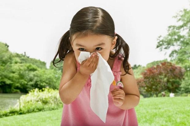 Bệnh viêm mũi họng cấp